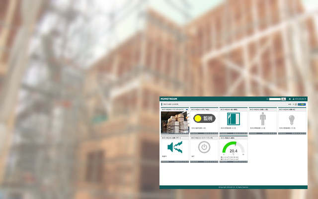 M2MSTREAM WATCH